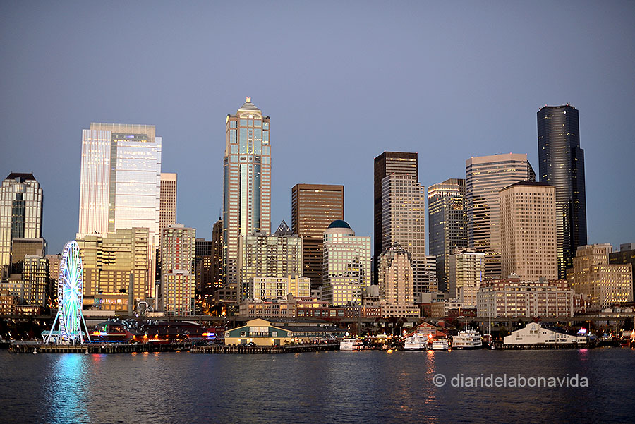 Edificis de Seattle