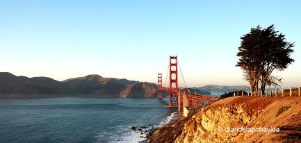 El Gonden Gate Bridge de San Francisco