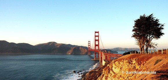 El Gonden Gate Bridge de San Francisco