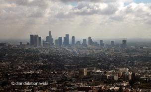 Panoràmica de la immensa ciutat de Los Angeles