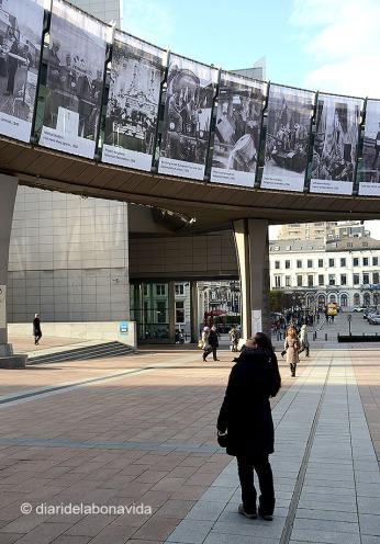 L'Àgora Simon Weil ens mostra part de la història europea