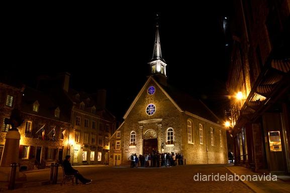 Église Notre-Dame des Victoires, l'església més antiga del Canadà