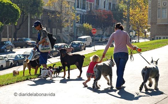 Aturar-nos una estona i observar al nostre voltant és clau per fotografiar la vida d'una ciutat. San Francisco