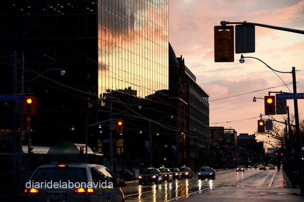 Capvespre a Toronto