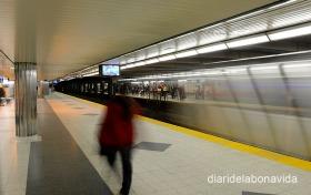 El metro, el nostre gran amic