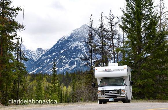 L'autocaravana ha sigut el mitjà de transport ideal per descobrir els Parcs