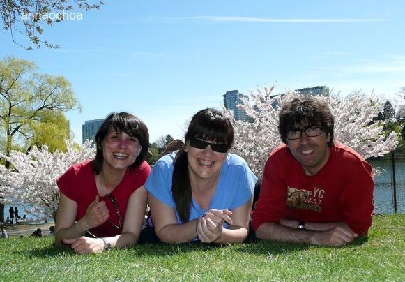 Els 3 magnífics: l'Anna, la Cristina i en Manel