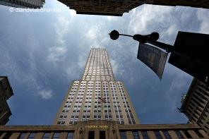 L'Empire State Building ens continua impressionant