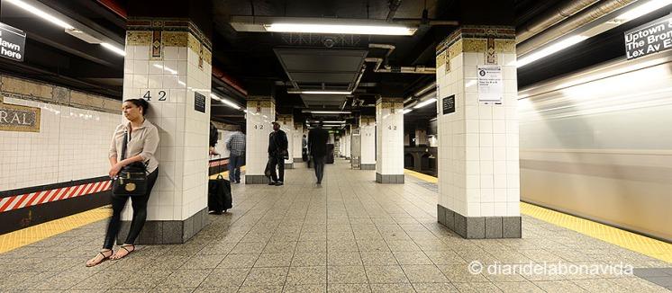 Les no sempre maques estacions de metro
