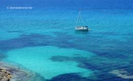 El color de les aigües és realment impressionat!!