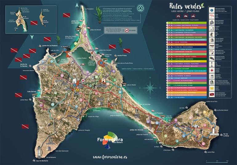 mapa_turisme_RUTES VERDES_A3