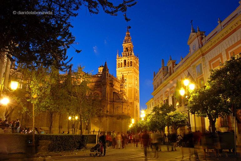 La Catedral i la Plaza del Triunfo