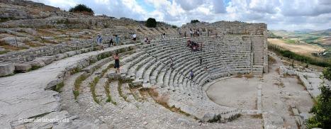 Teatre a Segesta