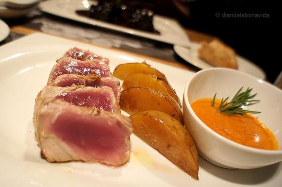 Tataki de tonyina