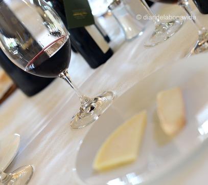 Gran dinar al Restaurant Masia Rabell