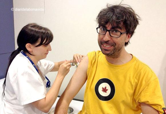 Ens vacunem amb resignació!