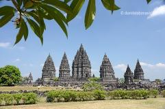 Els temples hindus de Prambadan