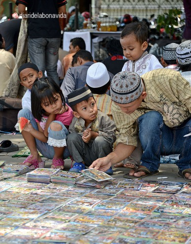 indonesia_malan alun alun children