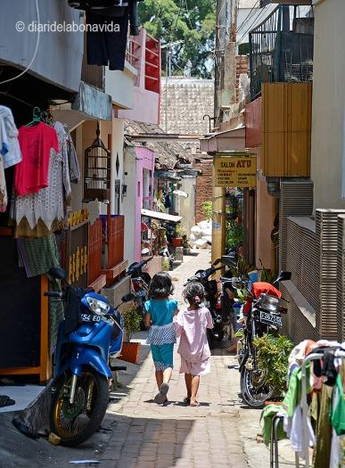 Els carrerons de Malang són el millor de la ciutat