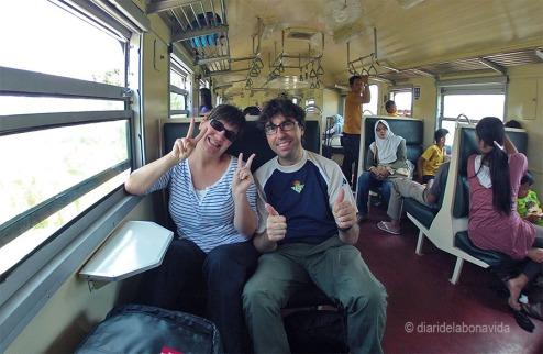 A moure'ns en tren!!