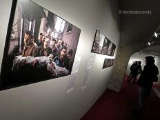 ...I admirem la gran exposició del World Press Photo