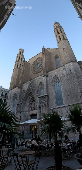 Façana de Santa Maria del Mar