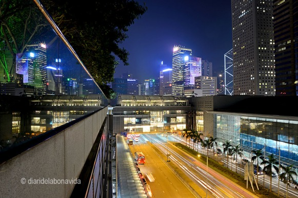hongkong night views