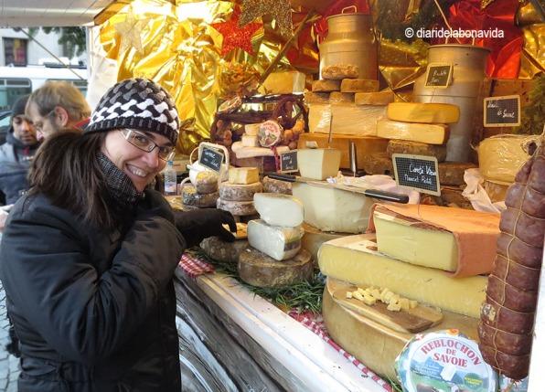 Formatges i més formatges... Ens encanta!