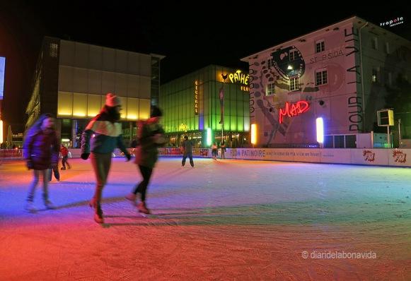 No hi ha ambient nadalenc sense pista de patinatge