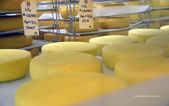 El formatge és l'especialitat de l'Upper Cheese Company