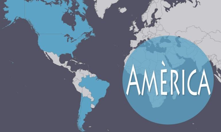 mapa visita america