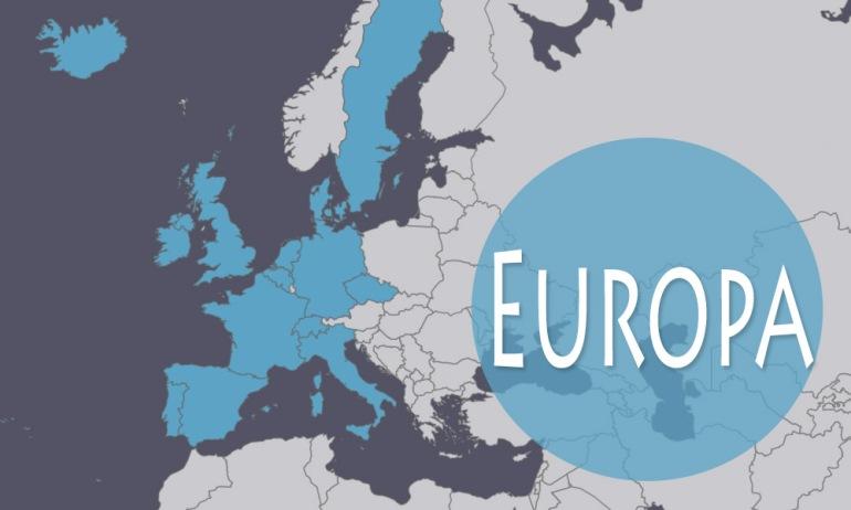 mapa visita europa