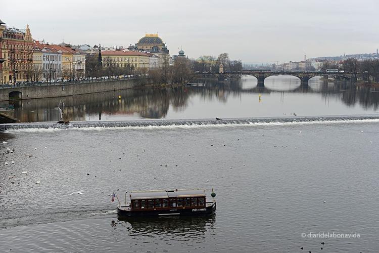 praga rio moldava