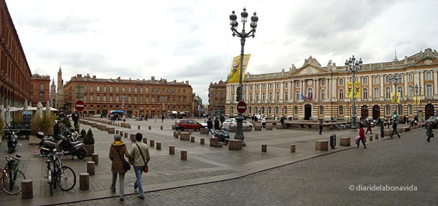 Toulouse Plaça Capitol 3