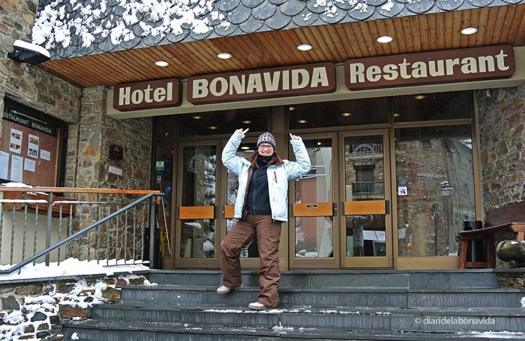 L'hotel agermanat amb el nostre blog!