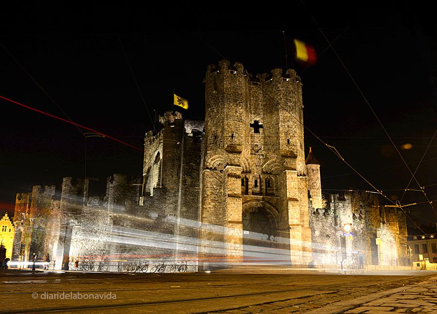 Castell dels Comtes de Gant (Gravensteen)