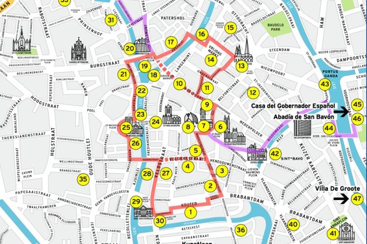Clica per veure ruta proposada per l'Ajuntament