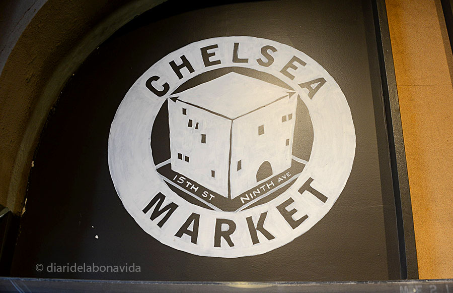 newyork chelsea market logo