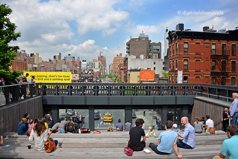 La High Line de New York