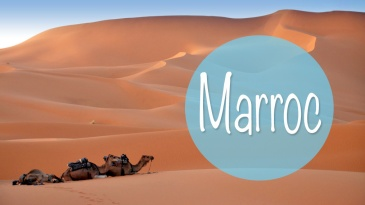 iconos ciudades marroc