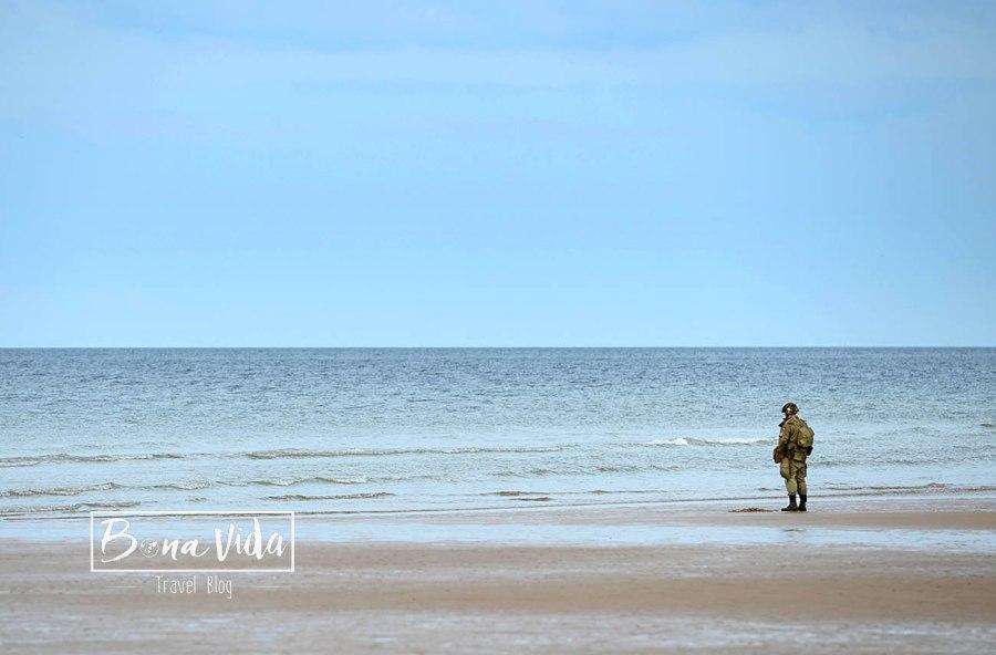 bretanya desembarcament normandia platja soldat