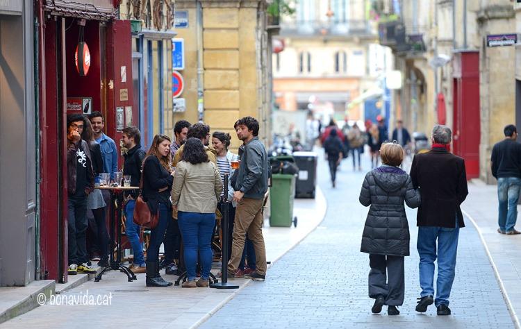 Rue Saint-James. Bordeaux