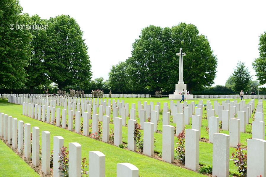 Cementiri Britànic de Bayeux