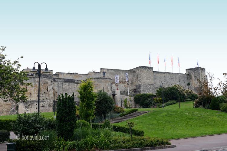 Castell de Caen