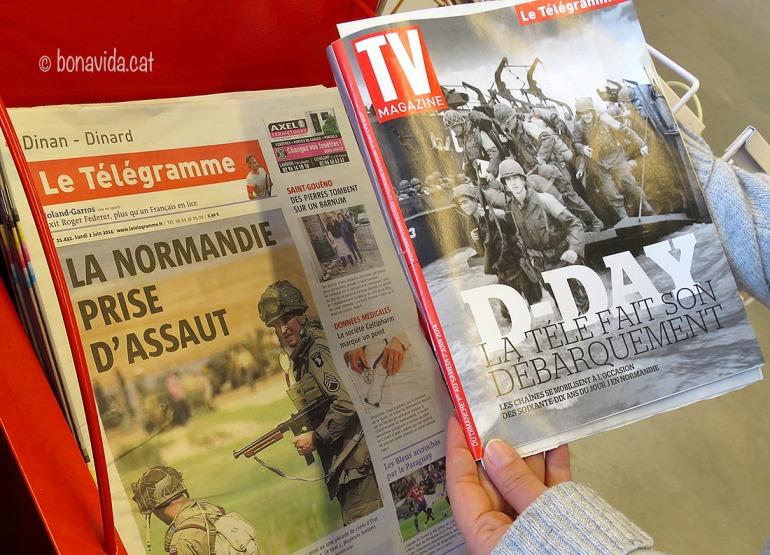Publicacions i revistes recorden una data tan senyalada.
