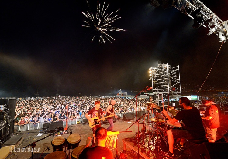 El Concert és un dels moments més esperats de la nit