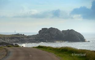 Les carreteres que voregen la costa són espectaculars