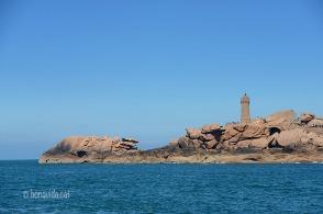 La Costa de Granit Rosa i el Far de Ploumanac'h