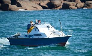 Excursió vaixell Costa Granit Rosa, Ploumanac'h. Bretanya