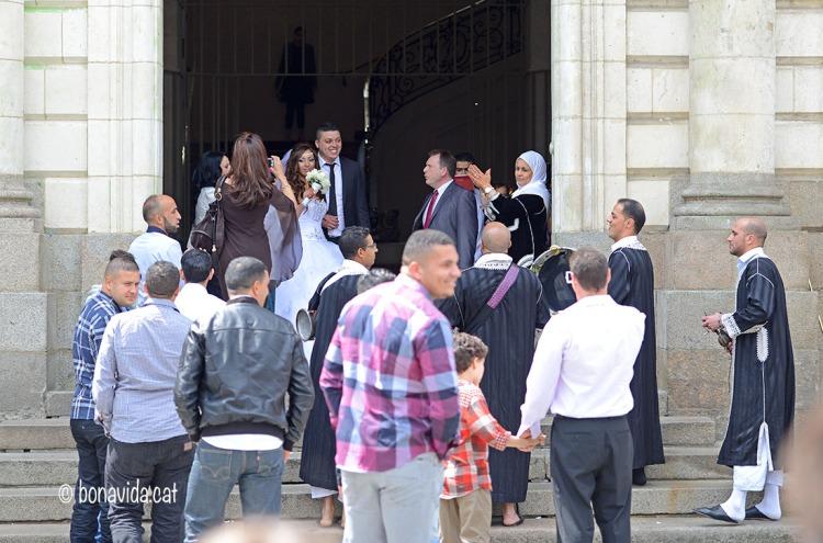 Ens trobem un casament a l'Ajuntament de Rennes